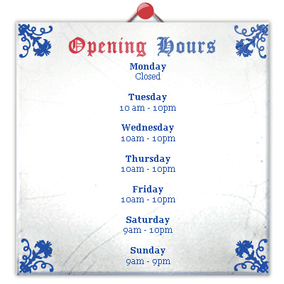 dutch-delight-opening-hours